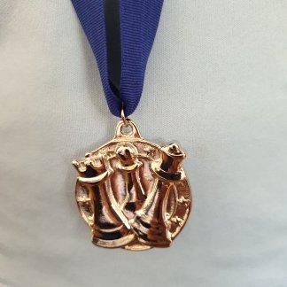 Inter-Region Medal Shipment
